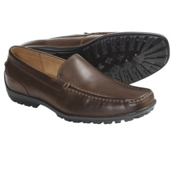 Florsheim Nowles Shoes - Slip-Ons (For Men) in Brown