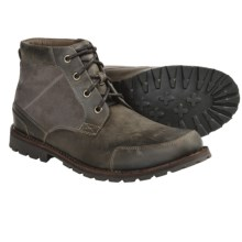 Florsheim Pine Lug Boots (For Men) in Grey - Closeouts