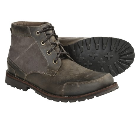 Florsheim Pine Lug Boots (For Men) in Grey