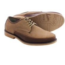 Florsheim Rival Moc Toe Oxford Shoes (For Men) in Mushroom - Closeouts