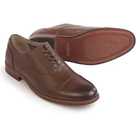 Florsheim Rockit Cap-Toe Oxford Shoes - Leather (For Men) in Brown - Closeouts