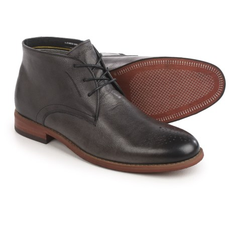 Florsheim Rockit Chukka Boots - Leather (For Men)