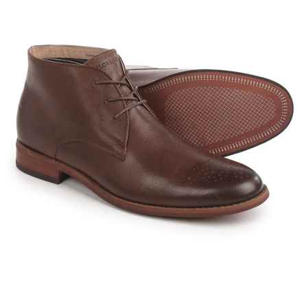 Florsheim Rockit Chukka Boots - Leather (For Men) in Brown - Closeouts