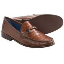 Florsheim Sarasota Bit Loafers (For Men) in Cognac - Closeouts