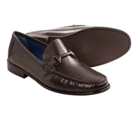 Florsheim Sarasota Bit Loafers - Leather  (For Men) in Brown - Closeouts