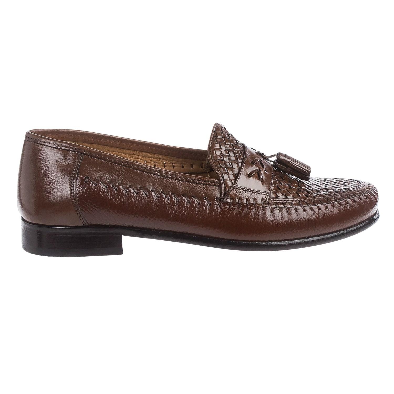 Florsheim Swivel Weave Tassel Loafers For Men Save 66