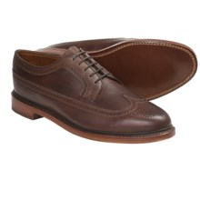 Florsheim Veblen Wingtip Shoes (For Men) in Brown - Closeouts