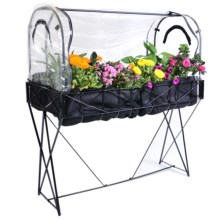 FlowerHouse Stand-Up Garden in See Photo - Closeouts