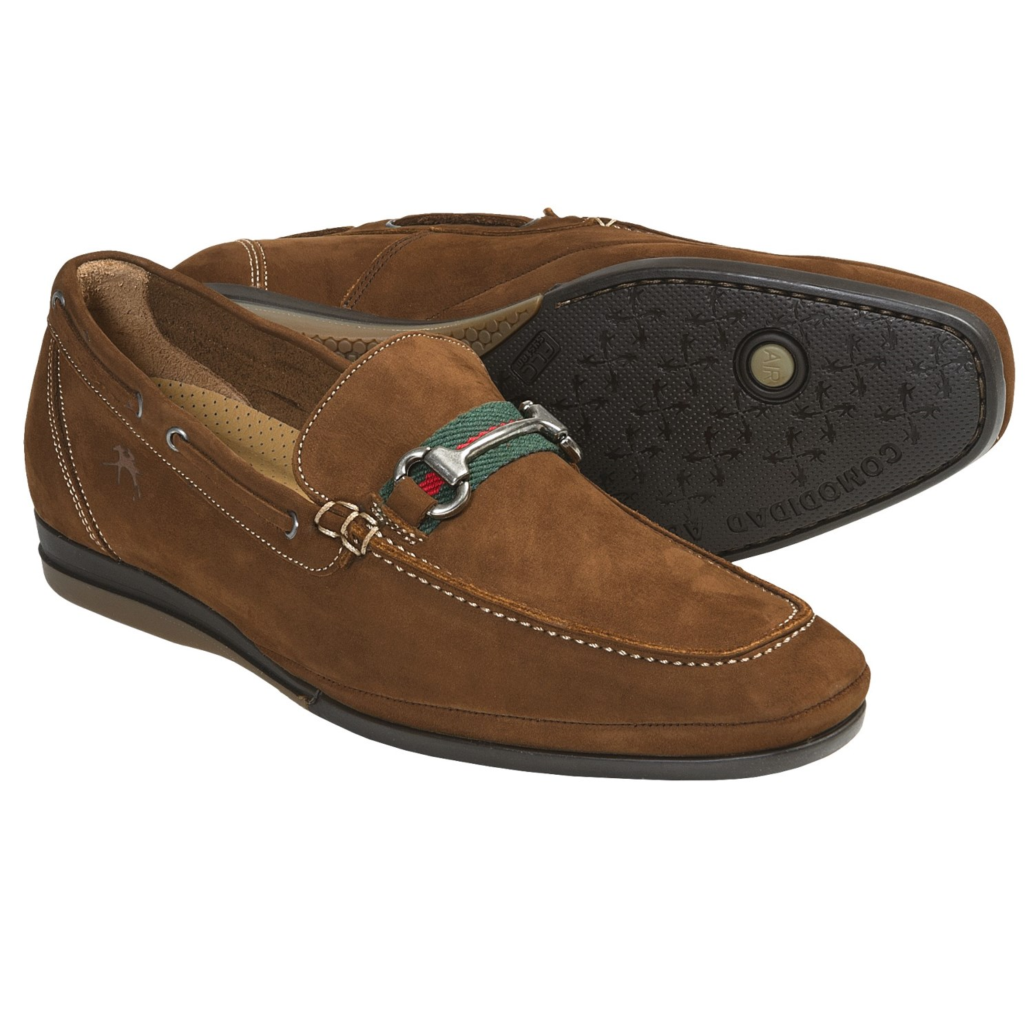 fluchos kubica leather loafer shoes for save 38