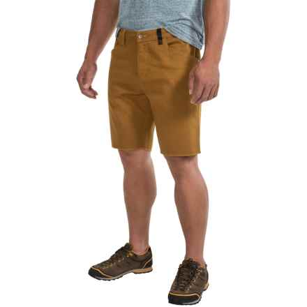 Flylow Bernie Cord Cotton Blend Shorts (For Men) in Maize - Closeouts