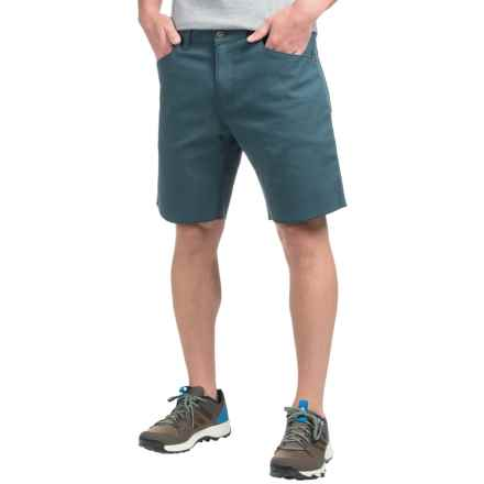 Flylow Bernie Cord Cotton Blend Shorts (For Men) in Storm - Closeouts