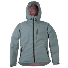 Flylow Charlie Down Ski Jacket - 850 Fill Power (For Women) in Storm - Closeouts