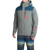 Flylow Colt Down Ski Jacket - Waterproof, 600 Fill Power (For Men)