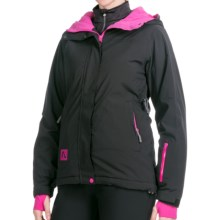 Flylow Dolce Vita Ski Jacket - Insulated (For Women) in Black - Closeouts
