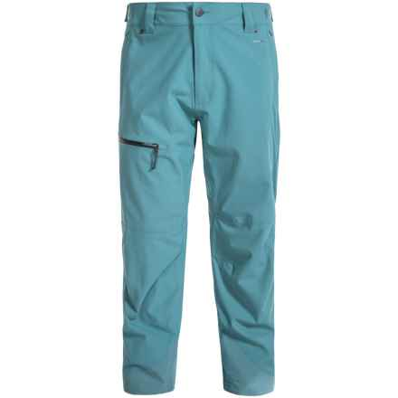 Flylow Gear Stash Ski Pants - Waterproof (For Men) in Steel - Closeouts