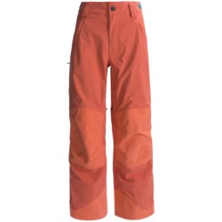 Flylow Ginger Snow Pants - Waterproof (For Women) in Coral