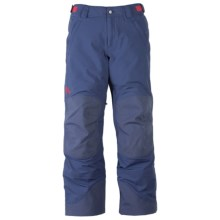 Flylow Ginger Snow Pants - Waterproof (For Women) in Navy - Closeouts