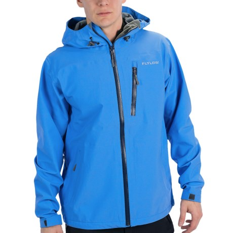 Flylow Higgins Jacket - Waterproof (For Men) in Cargo