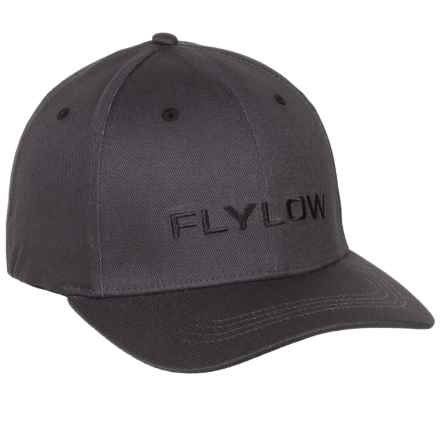 Flylow Level Cap (For Men) in Coal - Closeouts