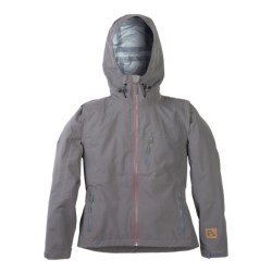 Flylow Masala Jacket - Waterproof (For Women) in Pewter