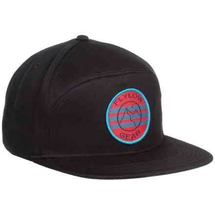 Flylow Night Rider Baseball Cap (For Men) in Black - Closeouts