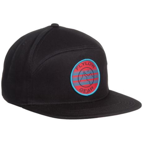 Flylow Night Rider Baseball Cap (For Men) in Black