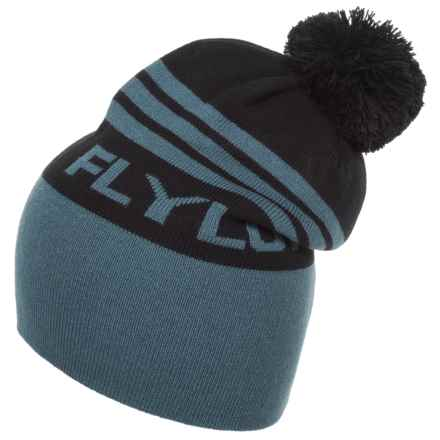 Flylow OG Beanie Hat (For Men and Women) in Steel/Black - Closeouts