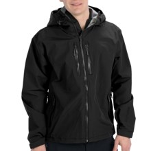 Flylow Quantum Jacket - Waterproof (For Men) in Black - Closeouts