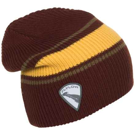 Flylow Rooster Beanie (For Women) in Barleywine/Lightning/Stone - Closeouts