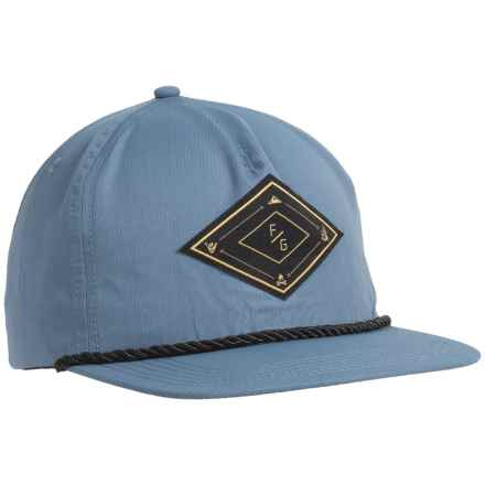 Flylow RTS Snapback Cap (For Men) in Shale - Closeouts