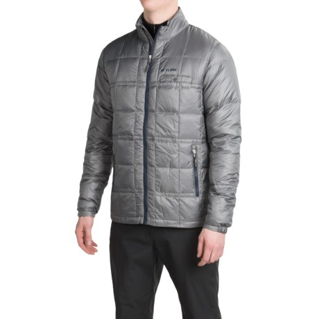 Flylow Rudolph Down Jacket - 800 Fill Power (For Men) in Grey
