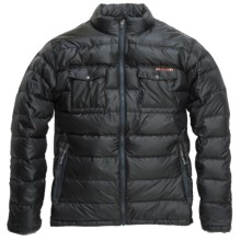 Flylow Rudolph Down Jacket - 850 Fill Power (For Men) in Black - Closeouts