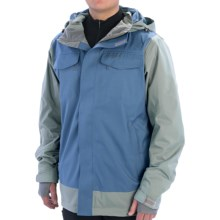 Flylow Stringfellow Ski Jacket - Waterproof (For Men) in Moon/Denim - Closeouts