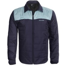 Flylow Swindler Micropuff Jacket - Insulated (For Men) in Navy - Closeouts