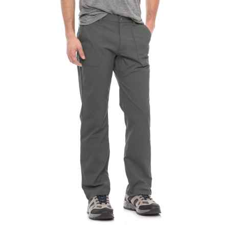 Flylow Yukon Pants - UPF 40+ (For Men) in Coal - Closeouts