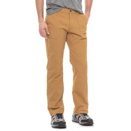 Flylow Yukon Pants - UPF 40+ (For Men) in Maize - Closeouts