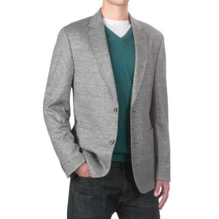 Flynt Babbitt Sport Coat - Cotton-Linen (For Men) in Grey - Closeouts