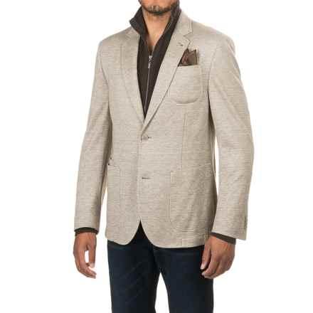 Flynt Babbitt Sport Coat - Cotton-Linen (For Men) in Tan - Closeouts