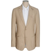 Flynt Bueller Cotton Sport Coat (For Men) in Tan - Closeouts