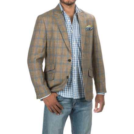 Flynt Sparrow Sport Coat - Linen (For Men) in British Khaki - Closeouts