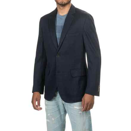 Flynt Spicoli Sport Coat - Cotton-Linen (For Men) in Navy - Closeouts