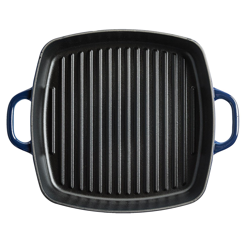 fontignac cast iron grill pan 12u201d