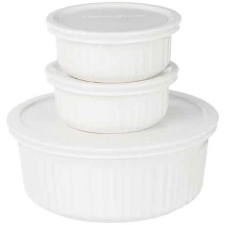 Food Storage Set - 6-Piece