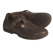 Footprints by Birkenstock Beverley Shoes - Mary Janes, Leather (For Women) in Brown - Closeouts