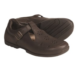 Footprints by Birkenstock Beverley Shoes - Mary Janes, Leather (For Women) in Brown