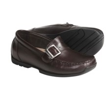 Footprints by Birkenstock Cleveland Loafer Shoes - Leather (For Women) in Brown - Closeouts