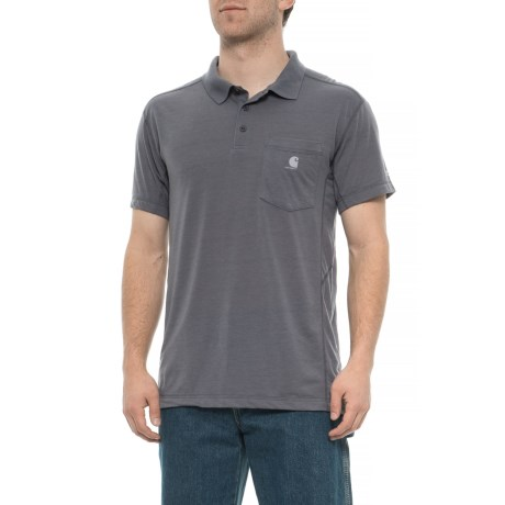 Image of Force Extremes(R) Pocket Polo Shirt - Short Sleeve, Factory 2nds (For Men)