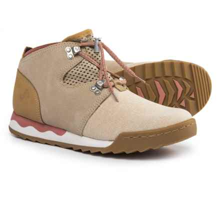 Forsake Contour Air Low Casual Boots (For Women) in Sand - Closeouts