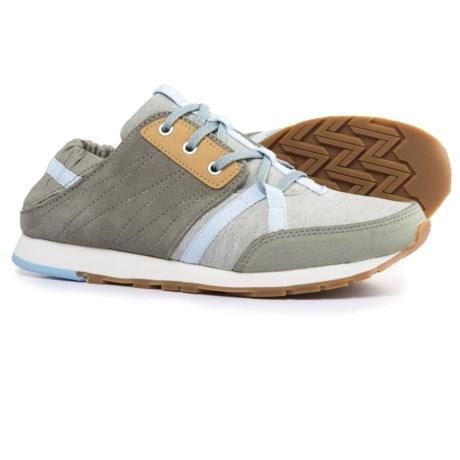 Forsake Shoreline Casual Sneakers (For Women) in Stone