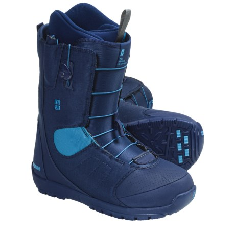 Forum Musket Snowboard Boots (For Men) in Blue Up